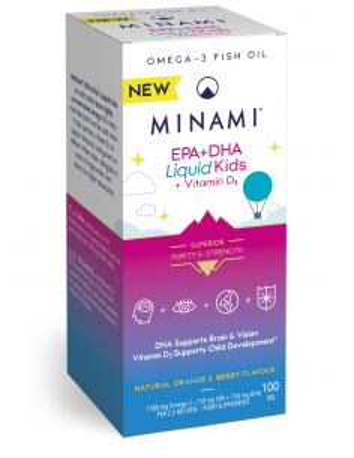 EPA+DHA Liquid Kids